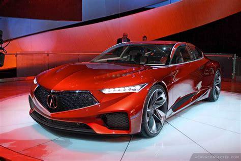 Acura Concept 2020 :  Updated Acura Precision Concept