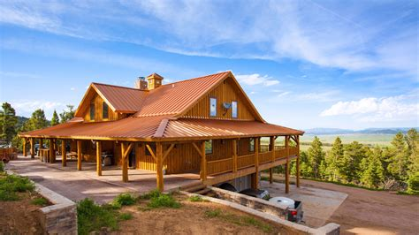 Barns Homes by Lovely Barn With Living Space