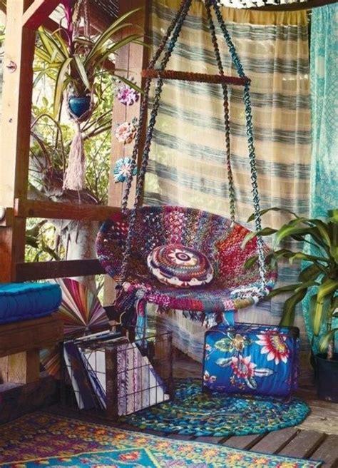 boho swing chair hippiebohogypsy pinterest
