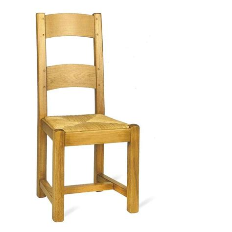 chaise pied en bois chaise de salle à manger en bois rustique 652 662 4