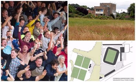 Dundee fans in mixed response to new stadium plans | OzSeeker