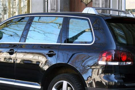 Reflective Mirror-like Car Window Film Tinting Services