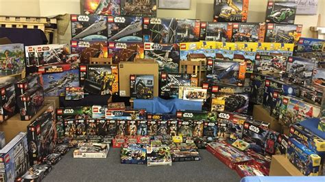 Lego Set by My Friend S Sealed Lego Set Collection