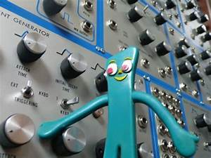 Gumby On The E-Mu Modular Synthesizer System – Synthtopia