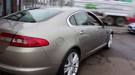 Jaguar Xf Premium Luxury Finished In Cashmere Gold At Rix