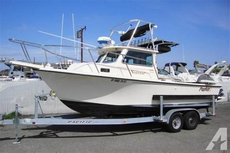 Linwood Parker Boats by 2007 Parker 2320 Pilot House For Sale In Anaheim