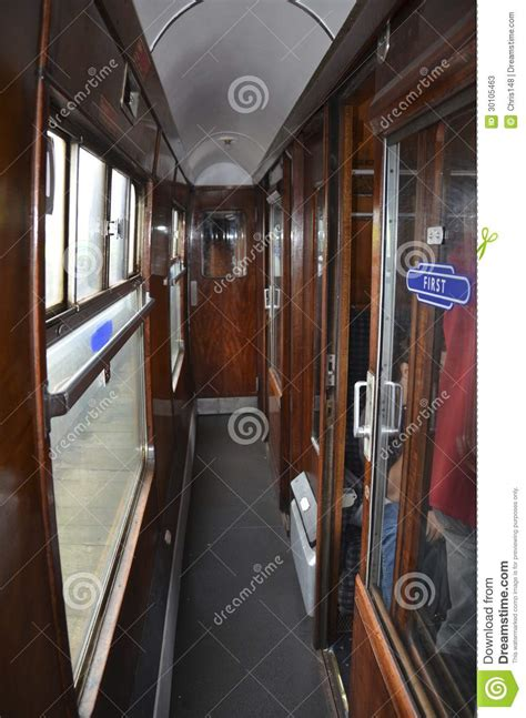 steam train carriage stock  image
