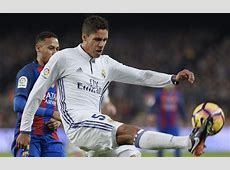 Varane's home burgled during Real match — Sport — The