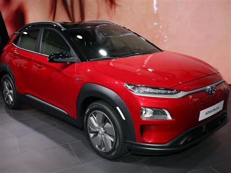 2019 Hyundai Kona Redesign And Price  Car News And Prices