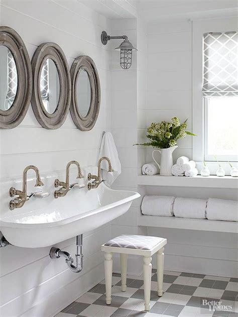 25 best ideas about farmhouse style bathrooms on