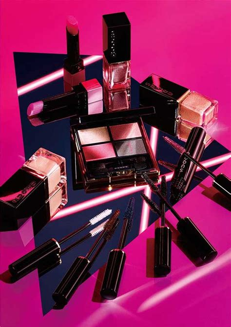 suqqu neon pink summer  makeup collection beauty