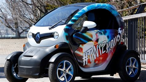 Renault Twizy arrives in Canada - Renault Group