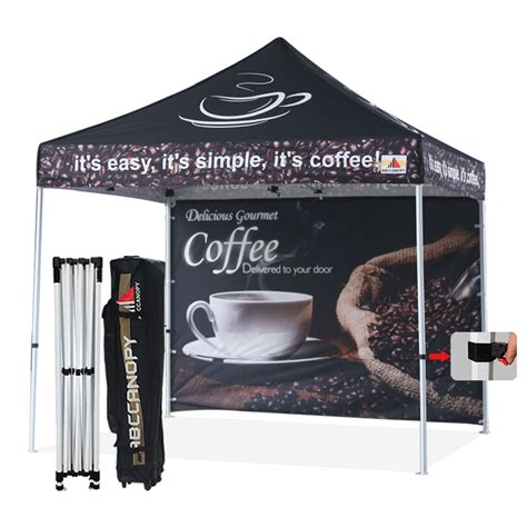 custom printed  marquee canopy pop  canopy