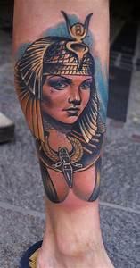 Pics For > Cleopatra Tattoo