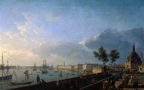 joseph vernet le port de bordeaux vue d une partie du port et des quais de bordeaux dit les chartrons et bacalan l histoire