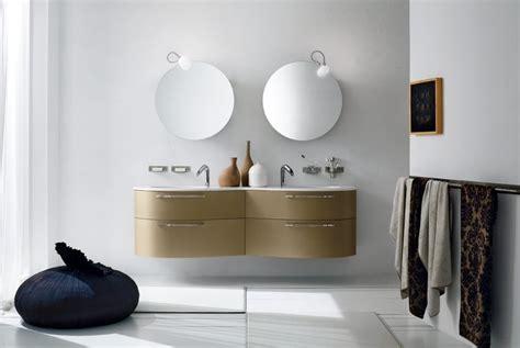 Modern Bathroom Mirrors Round