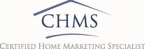 Chms Designation, Jeanie Elliott Is A Certified Home