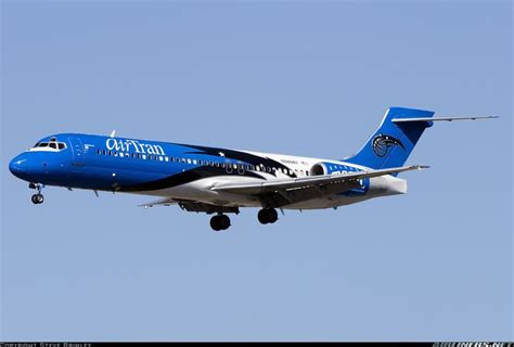 Boeing 7172bd Aircraft Picture  Md809095 (and Dc9