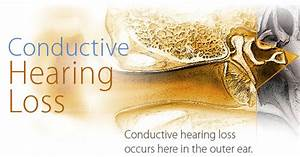 Treatment For Conductive Hearing Loss