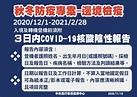 秋冬專案12/1上路 8大類場所強制戴口罩 跨年總量管制 - 生活 - 中時