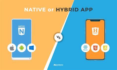 native app  hybrid app  mobile dev path  choose