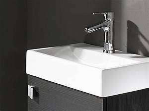 Waschbecken Spiegel Kombination : badm bel g ste wc waschbecken waschtisch handwaschbecken spiegel paris 45cm ~ Markanthonyermac.com Haus und Dekorationen