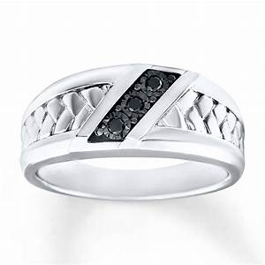 kay men39s wedding ring 1 15 ct tw diamonds sterling silver With kay jewelers men wedding rings