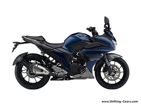 Yamaha FZ-25 & Fazer-25 get Dual-Channel ABS, prices start ...