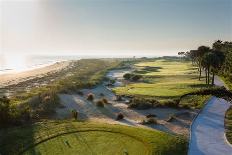 Charleston SC Golf Courses   Links Course  Wild Dunes Resort