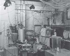 Room 6 In The Inorganic Chemistry Laboratory At Oxford