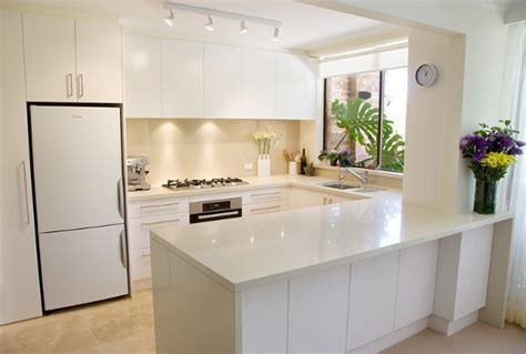 6 Contemporary Kitchen Designs For Small Spaces Designer