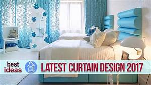 Latest Curtain Designs 2017 – Amazing Stylish Bedroom