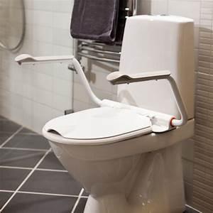 Was Ist Eine Toilette : etac supporter armlehnen f r die toilette ~ Whattoseeinmadrid.com Haus und Dekorationen