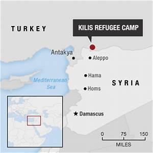 Syrian Rebels Carve Buffer Zone Near Turkish Border