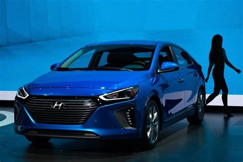 List Of 2017 Electric Cars