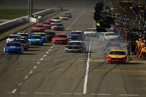 nascar  remaining key puzzle pieces  silly season