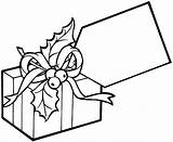 Coloring Presents Present Gift Tag Gifts Tags Kitty Purple Purplekittyyarns Fill sketch template