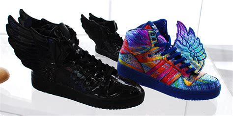 Jeremy Scott X Adidas Originals Js Wings Spring/summer
