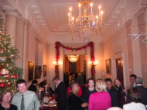 christmas party   white house todd richesin