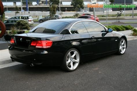2008 Bmw 335i Convertible Used Car For Sale In Barkly West