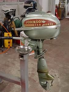 Johnson Outboard Motors History