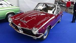 1967 - 1968 Bmw 1600 Gt - Klassikwelt Bodensee 2017