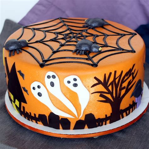 holoween cakes leelabean cakes a frankenstorm halloween