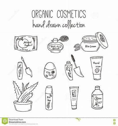 Skin Care Illustration Cosmetic Spa Organic Vector