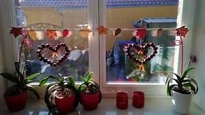 Frühlingsdekoration Ideen Fürs Fenster : fensterdeko herbst dekoration aller art pinterest dekoration fall table decorations and ~ Orissabook.com Haus und Dekorationen