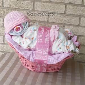 Cute Baby Shower Gift Basket Ideas