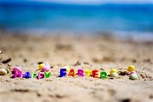 beach, cute, ha... Easter Beach Quotes