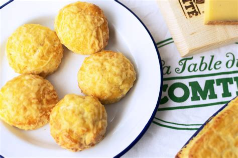 savoury scones  comte cheese mondomulia