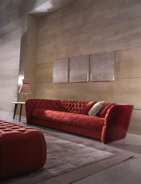 Divano Con Sceslong - divano rosso con sceslong divano rosso posti idee per il
