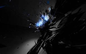 Dark, Abstract, Background, Wallpaper
